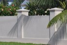 Allenstown Barrier wall fencing 1