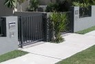 Allenstown Boundary fencing aluminium 3old